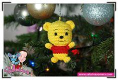 Winnie the Pooh - Free Crochet Pattern - Amigurumi
