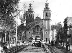 Alameda colon iglesia carmen