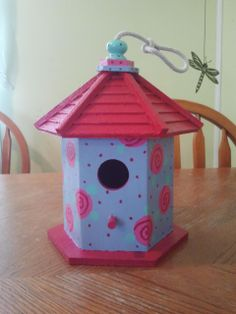 Painted Birdhouses | Share