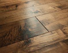 Monterey: Bungalow. Engineered Hardwood Flooring Collection by Hallmark Floors.