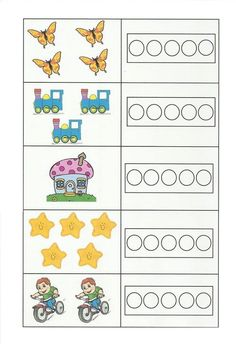okul öncesi sayıları öğretme etkinlikleri ile ilgili görsel sonucu Kindergarten Math Worksheets, Preschool Learning Activities, Preschool Curriculum, Preschool Printables, Math Classroom, Preschool Activities, Kids Learning, Montessori Math, Learning Numbers