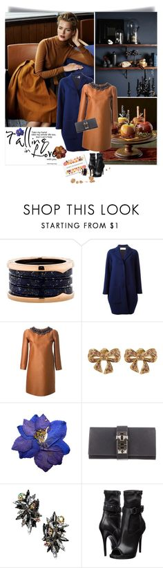"""""""Generosity--(Part twelve of the Thanksgiving Collection)"""" by junglover ❤ liked on Polyvore featuring Michele Varian, Bulgari, Gianluca Capannolo, Clips, Dsquared2, Grace, Hermès, VICKISARGE and McQ by Alexander McQueen"""