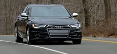 2013 Audi S6 review.