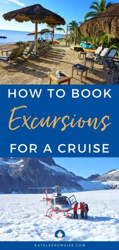 To help you plan the ultimate cruise vacation, we have put together our expert tips for booking the perfect shore excursions. #cruise #cruiseplanning #cruisetips #thingstodo #eatsleepcruise