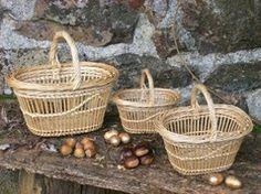 Vannerie d'osier en Bretagne