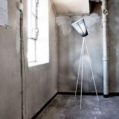 OSLO WOOD floor lamp Northern Lighting Oslo Floor Lamp / lighting / FunktionAlley