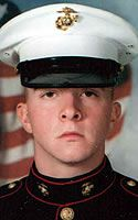 Marine Cpl. Joshua D. Snyder  Died November 30, 2005 Serving During Operation Iraqi Freedom  20, of Hampstead, Md.; assigned to 2nd Battalion, 6th Marine Regiment, 2nd Marine Division, II Marine Expeditionary Force, Camp Lejeune, N.C.; died Nov. 30 of wounds sustained from small-arms fire while conducting combat operations against enemy forces in Fallujah, Iraq.
