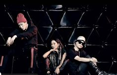 [MV] DARK PANDA (다크팬더) - Hyolyn, Zico, Paloalto(효린, 지코, 팔로알토)