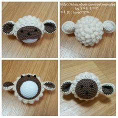 Crochet Case, Key Covers, Crocheting, Keys, Crochet Necklace, Baby Shoes, Golf, Knitting, Amigurumi