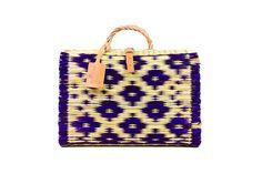 Handbag - Rosas Roxas - Size M