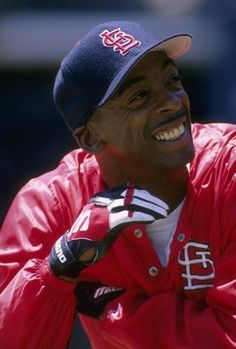Willie McGee.....my all-time favorite player!!!