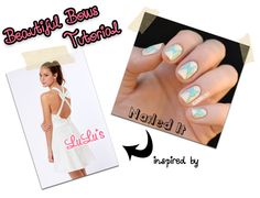 Nailed It: Awesome blog with all kinds of cute nail designs!