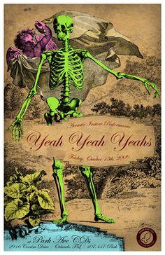 Yeah Yeah Yeahs by Ryan S. Fleming