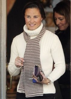 Pippa Middleton With No Makeup... we're all human