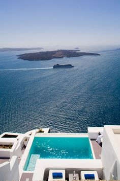oh, Santorini!