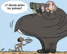 La pobreza y la riqueza