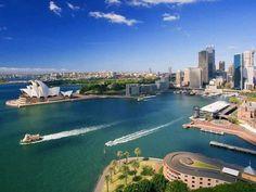 Tripje naar Australië