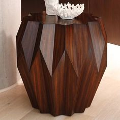 Shop for Global Views Origami Table, and other Living Room End Tables at Gasiors Furniture & Interior Design in Belle Mead, NJ. Accent Furniture, Table Furniture, Modern Furniture, Furniture Design, Luxury Furniture, Traditional Furniture, Office Furniture, Furniture Nyc, Furniture Market