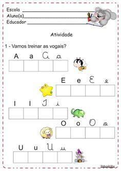 Saber Educar Writing Activities, Professor, Homeschool, Language, Diagram, Teaching, Julia, Gabriel, Lp