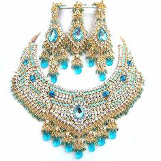 Diamond Bridal Jewelry Set NP-69