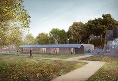 Staab Architekten erweitern Haus der Wannsee-Konferenz