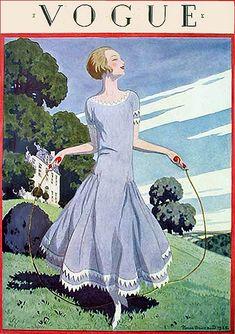 Vogue Cover 1920.