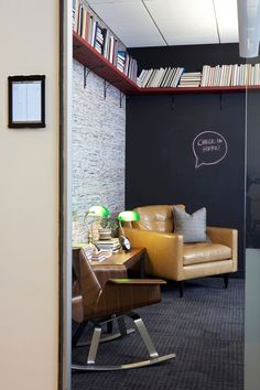 Foursquare's Soho HQ by Designer Fluff | HomeDSGN, a daily source for inspiration and fresh ideas on interior design and home decoration.