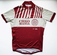 "Tauge Cycling Jersey ""Chromania""CH-001"