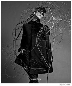 Misa Patinszki + Alexander Ferrario Embrace Falls Innovative Aesthetics for Essential Homme