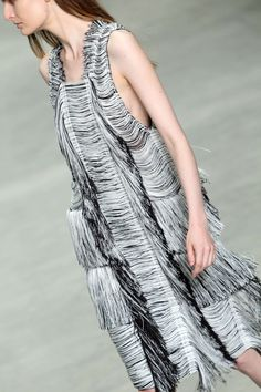 Calvin Klein Spring 2014, New York Fashion, Calvin Klein, Runway, Casual, Dresses, Haute Couture, Cat Walk, Vestidos