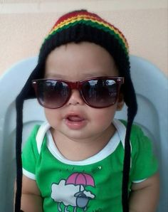 Cutie little bob marley #babyboy#cute #babyboyfashion