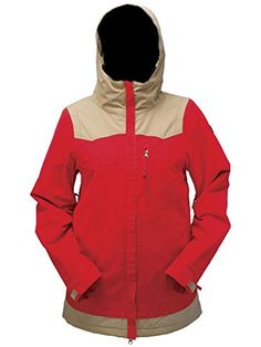Ride Broadview Snowboard Jacket (Womens) (Large)