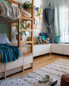 Baby Bedroom, Baby Boy Rooms, Kids Bedroom, Kid Spaces, New Room, Girl Room, Room Inspiration, Interior Design, Decoration