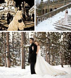 Trash the Dress…or Not?   Lake Tahoe Wedding Inspiration