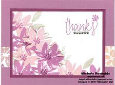 Avant Garden Side Flower Thanks