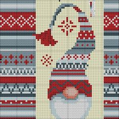 New Ideas Embroidery Patterns Christmas Pictures Xmas Cross Stitch, Cross Stitch Charts, Cross Stitch Designs, Cross Stitching, Cross Stitch Embroidery, Cross Stitch Patterns, Hand Embroidery, Cross Stitch Cushion, Christmas Embroidery Patterns