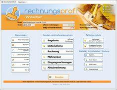 Kennt Ihr unsere Softwarelösung speziell für #Handwerker?  https://www.rechnungsprofi.eu/produkte/faktura-auftragsabwicklung-buchhaltung-2/rechnungsprofi-handwerker/  Download #Demo: https://www.rechnungsprofi.eu/Downloads/Rechnungsprofi/setup_Rechnungsprofi_Handwerker.exe  #Auftragsabwicklung #Angebote #Lieferscheine #Rechnungen #Mahnungen #Abschlagsrechnungen #Wartungsrechnungen u.v.a.m.
