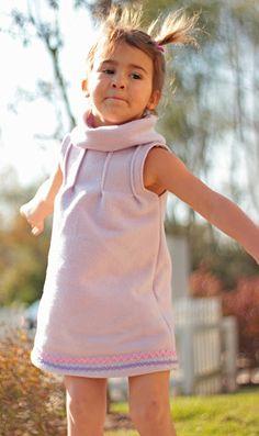 Vestido Manta para bebé
