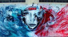 Street Art for France