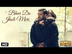 Bhar Do Jholi Meri Song Lyrics From Bajrangi Bhaijaan