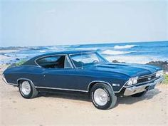 1968 and 1969 Chevy Chevelle SS - Chevelles In Paradise