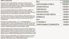 EDGAR RIBEIRO: 16 TÉCNICOS DO TSE REJEITAM PRESTAÇÃO DE CAMPANHA ...