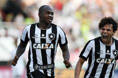 """BotafogoDePrimeira: Com bola parada e """"Sassarrada"""", Bota bate Flu e va..."""