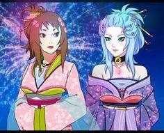 whiterabbit20 - Hobbyist, Digital Artist | DeviantArt Blonde With Blue Eyes, Naruto Oc, Tokyo Ghoul, Boruto, Samurai, Princess Zelda, Deviantart, Manga, Digital