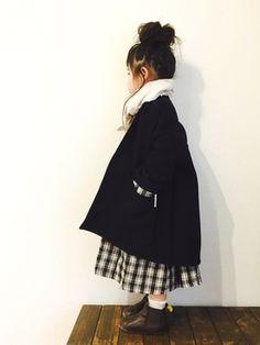 CHIIIICOさんのコーディネート Kids Fashion, Ballet Skirt, Skirts, How To Wear, Tutu, Skirt, Junior Fashion, Babies Fashion