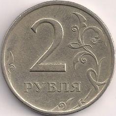 Wertseite: Münze-Europa-Osteuropa-Russland-Рубль-2.00-1997-2001
