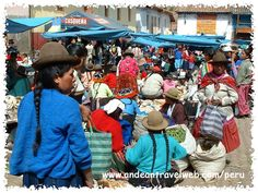 Pisac Market, Peru.  Been There!