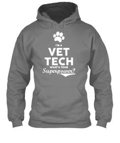 I'm A Vet Tech What's Your Superpower