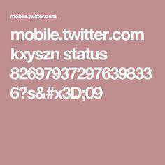 mobile.twitter.com kxyszn status 826979372976398336?s=09