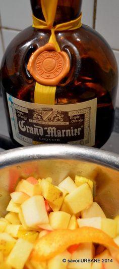 Orez cu mere caramelizate si Grand Marnier | Savori Urbane Grand Marnier, Urban
